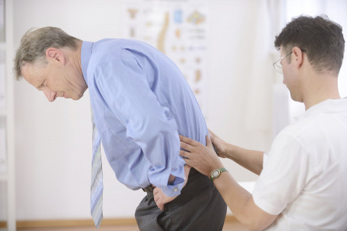 Chronic Back Pain can be curable