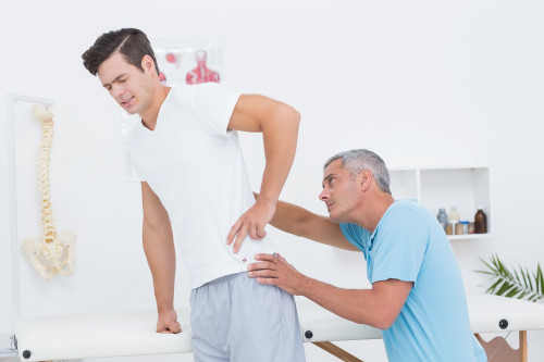 Chronic back pain may not respond to standard medication and treatment
