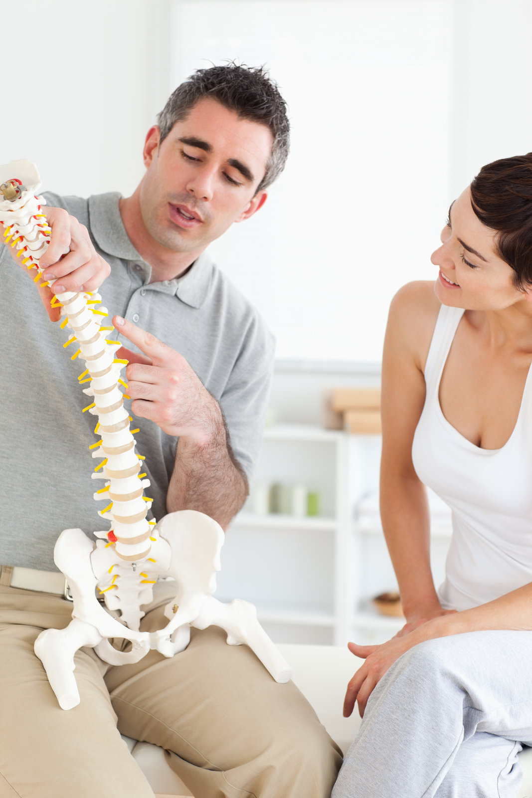 Despite what any practitioner has told you, a large percentage of chronic lower back pain can be helped