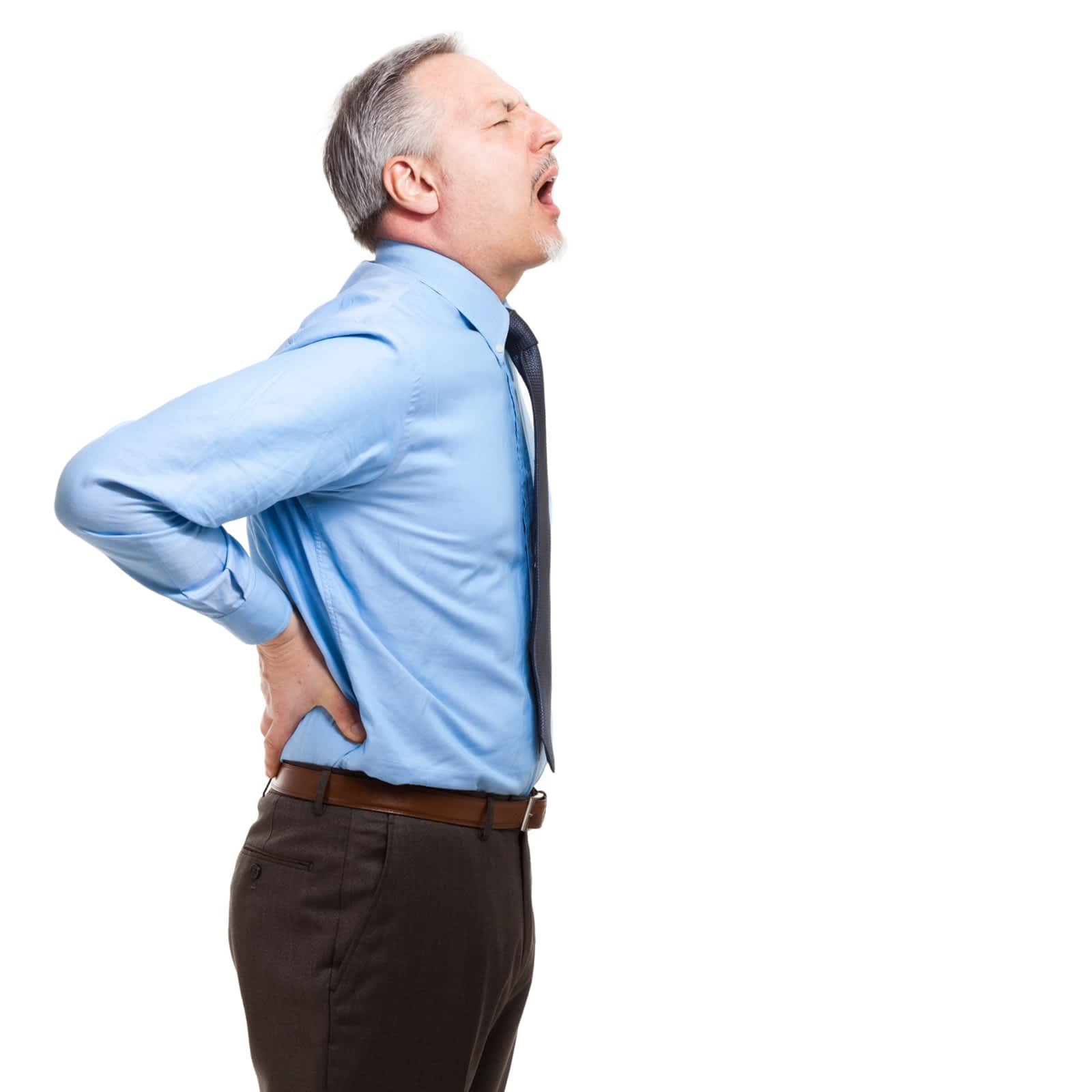 The length of time you have suffered from chronic back pain does not determine how long it will take to fix it