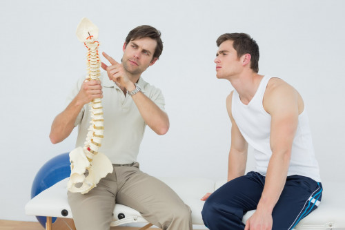 There are 2 key elements to Chronic back pain - How Modalities may fail to effectively address one of them