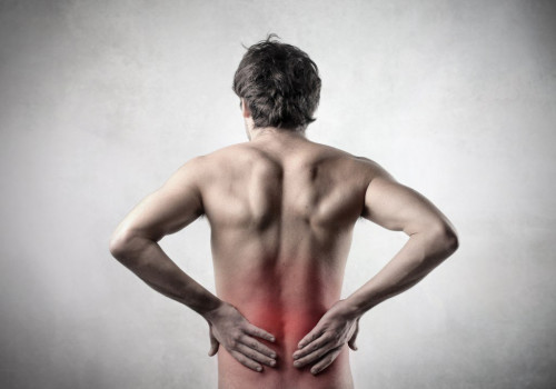 What causes the lower back to go into spasm?