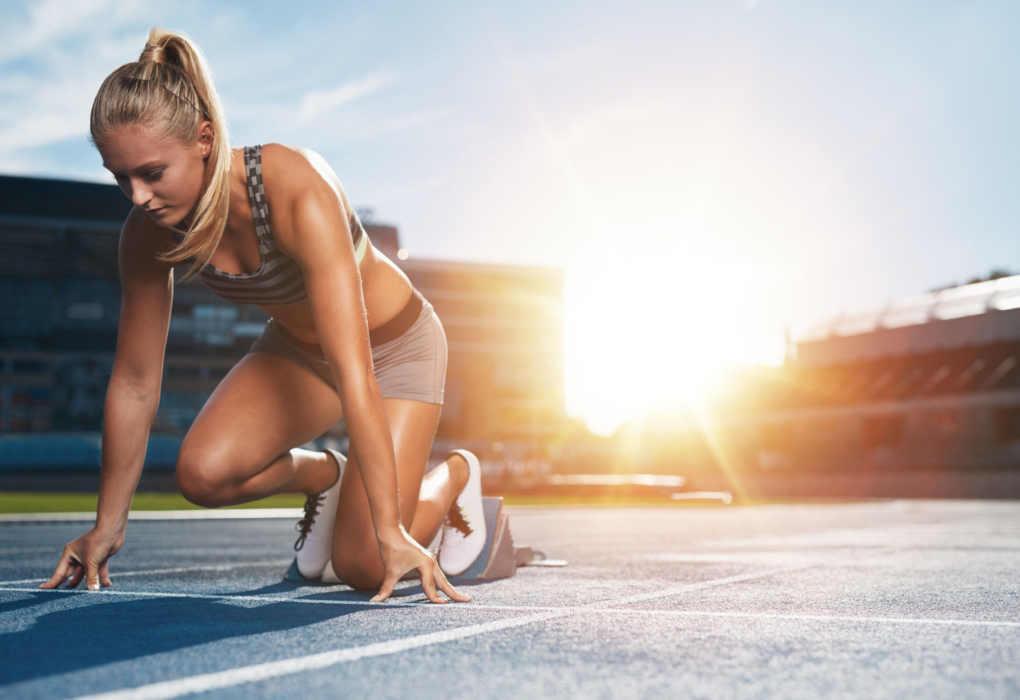 What should I do if I run and I am getting back pain?