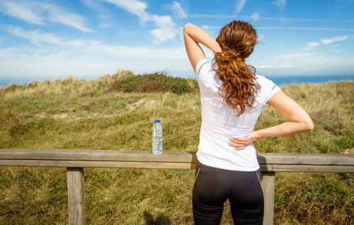 Who should I see for my back pain?