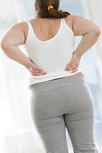 You don't need to lose weight in order to fix your back pain!